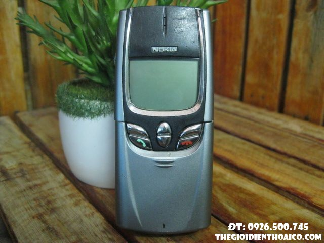 Nokia 8890 MS 1518 Đẹp 92%