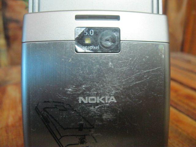 camera NOkia X501