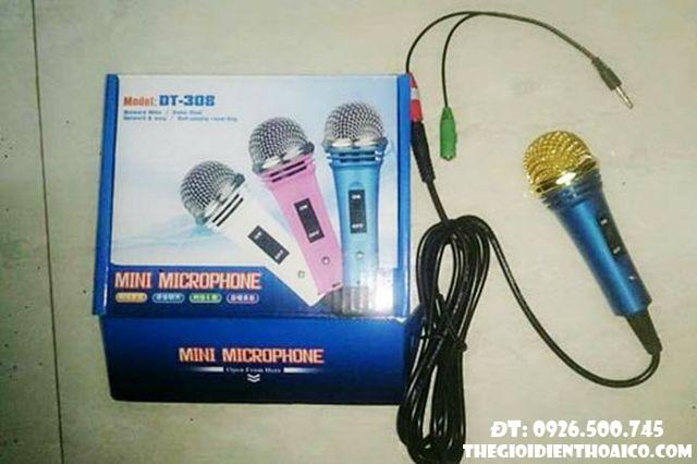 Mini Microphone DT 308